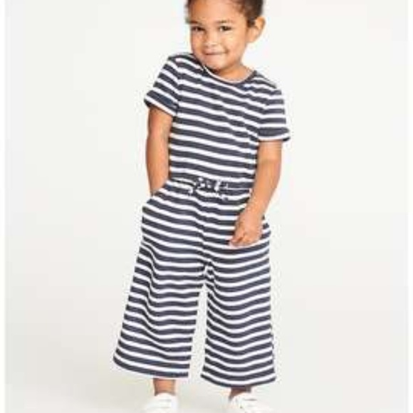 92c8acf882aa NWT- Toddler Girl French Terry Jumpsuit